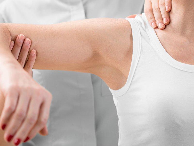 Consulta do ombro